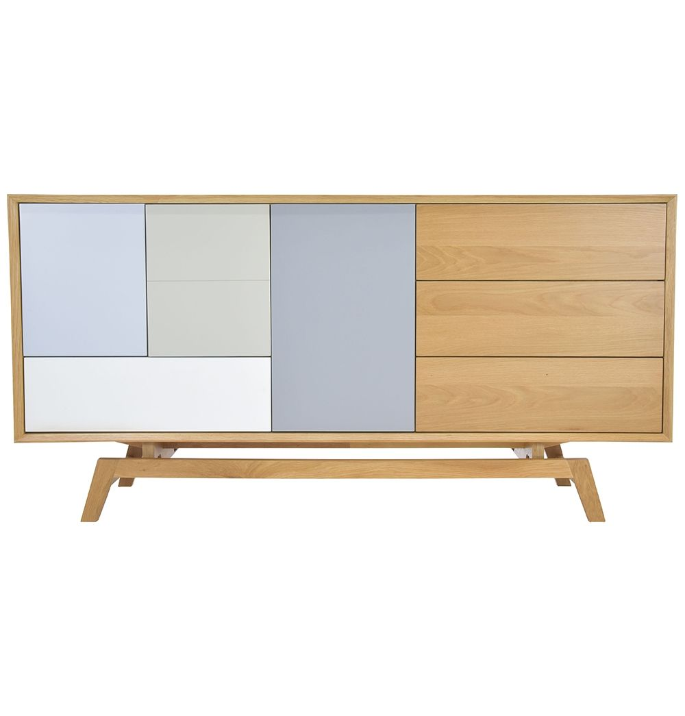 Century Sideboard Matt Blatt Living Room Pinterest  # Meuble Tv Stockholm