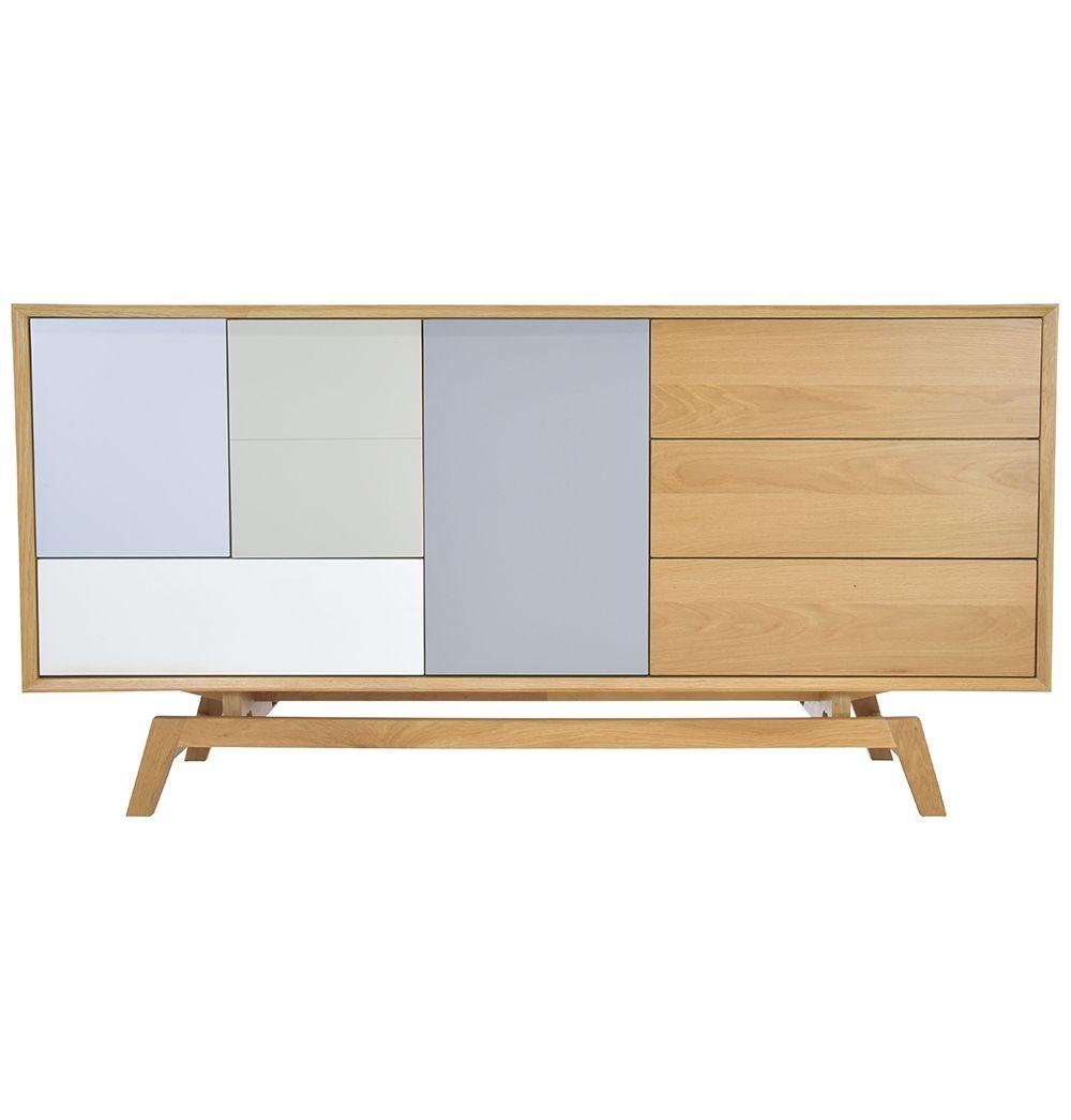 Century Sideboard Matt Blatt Living Room Pinterest  # Meuble Tv Invisible