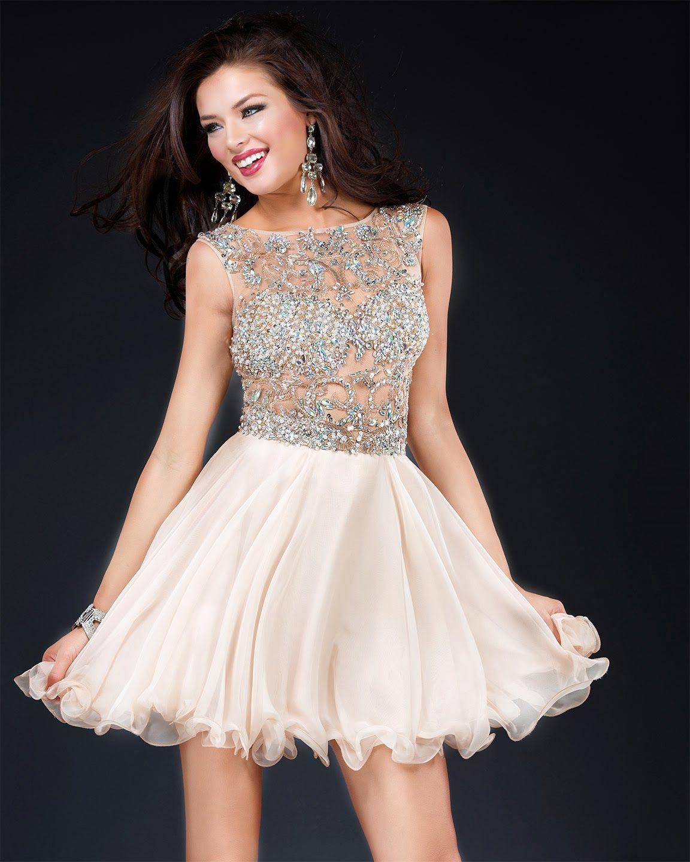 0a781944e9 Increíbles vestidos de fiesta cortos