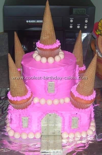 Coolest Castle Cake Recipes Homemade Cake and Recipes