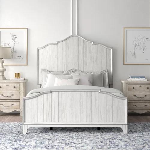 Ayden Standard Configurable Bedroom Set In 2021 Panel Bed Home Furniture
