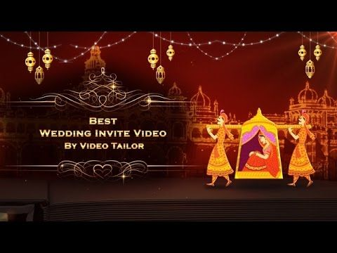 Wedding Invitation Video