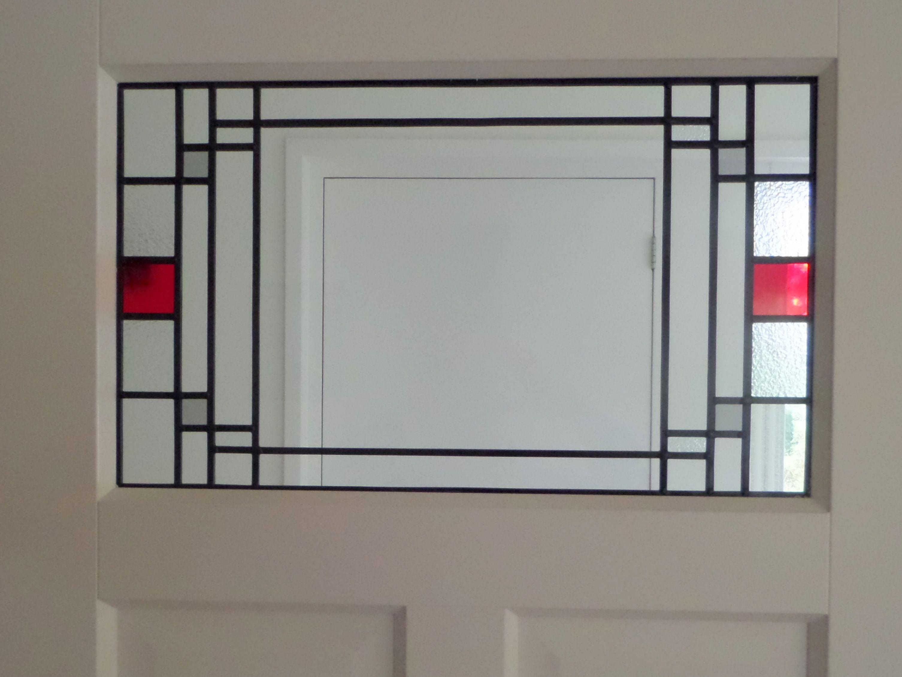 Glasinlood kamerdeuren voor een villa in Wolvega Door