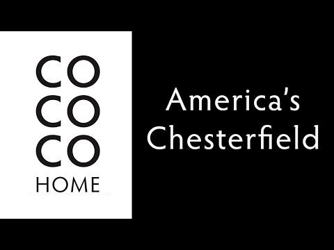 Chesterfield Furniture Maker Of Custom Luxury Brand Made In Usa