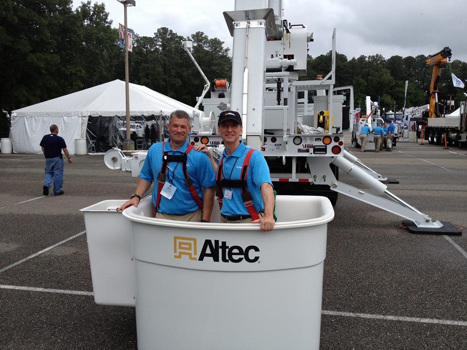 Altec's Chairman and CEO, Lee Styslinger III and Account