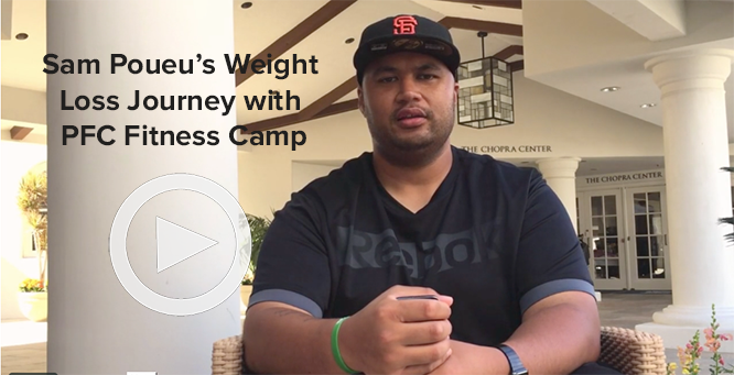 Sam Poueu S Weight Loss Journey With Pfc Fitness Camp Weight Loss
