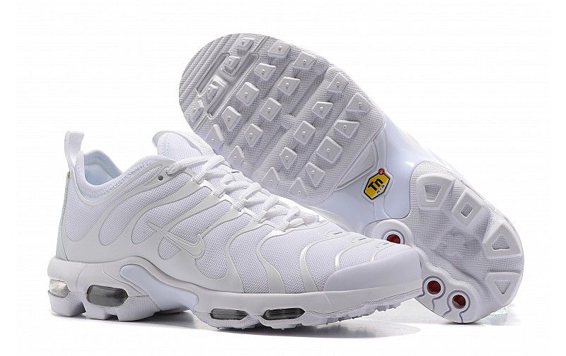 timeless design 580fe 94b9b Nike Air Max TN All White - CodigoZ