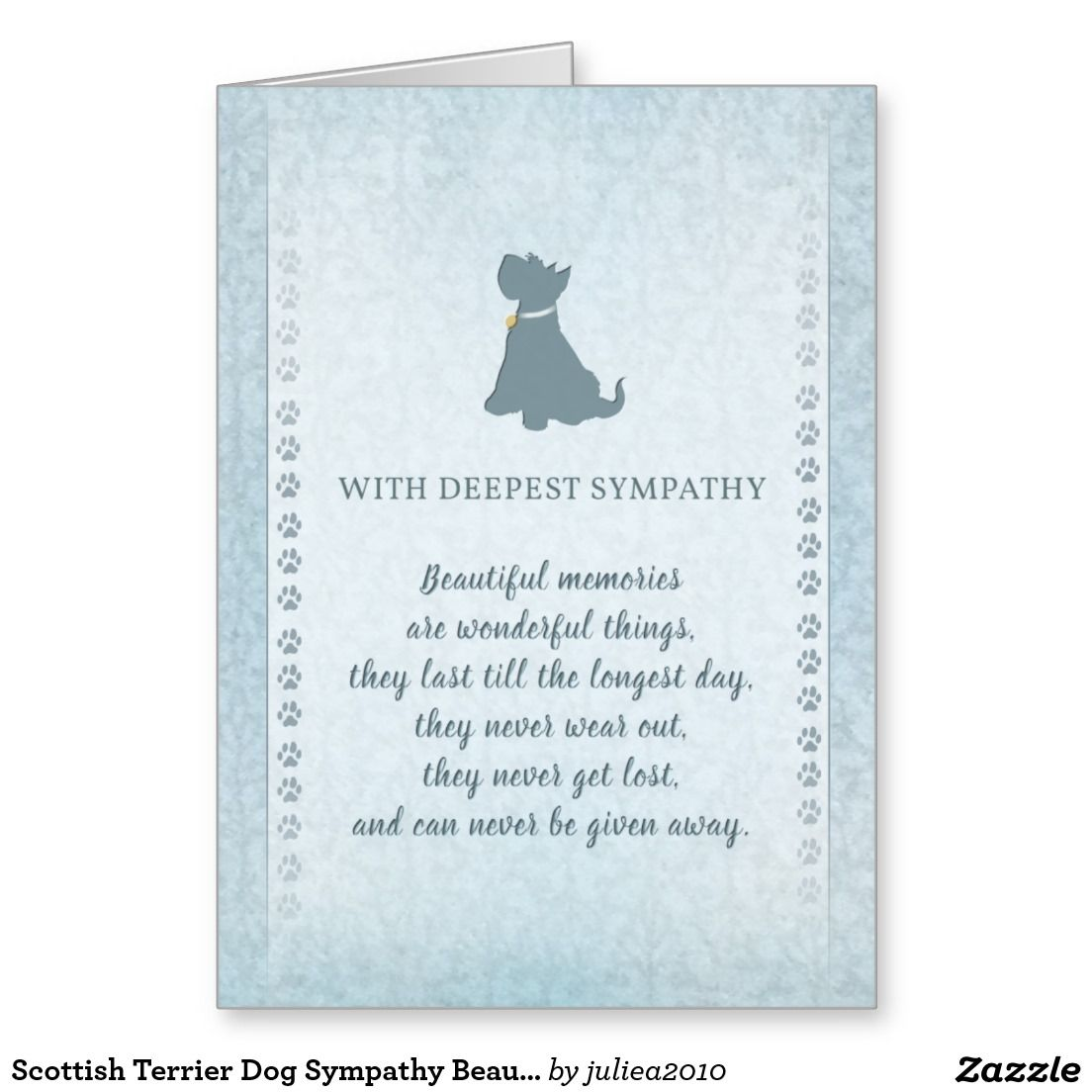 Starfish poem card - Shop Great Dane Dog Sympathy Beautiful Memories Card Created By Personalize It With Photos Text Or Purchase As Is