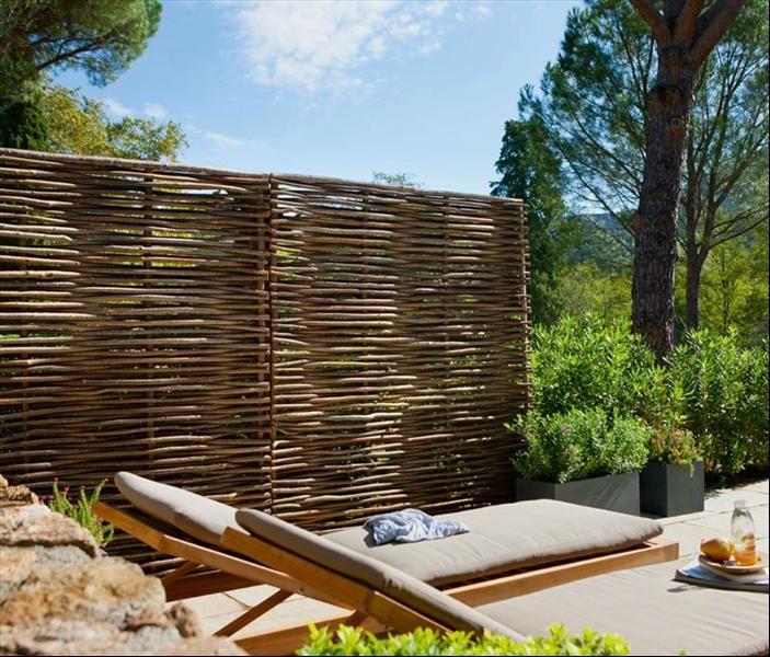 Terrasse Jardin Leroy Merlin Panneau Brise Vue Design De Cloture Idees De Cloture Bon Marche