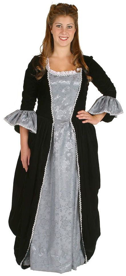 Ladies Colonial Dress Colonial Clothing In 2019 Brave Clothing