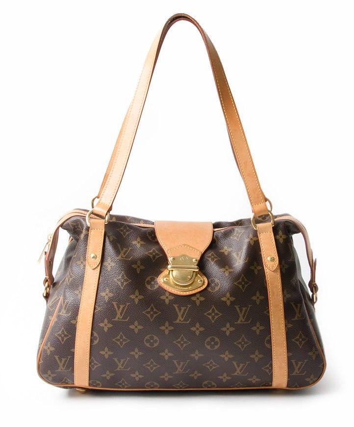 219f7b73daf6 Louis Vuitton Monogram Stresa PM authentic second hand safe online shopping  webshop Antwerp Belgium LabelLOV brands labels designer designers bags  luxury