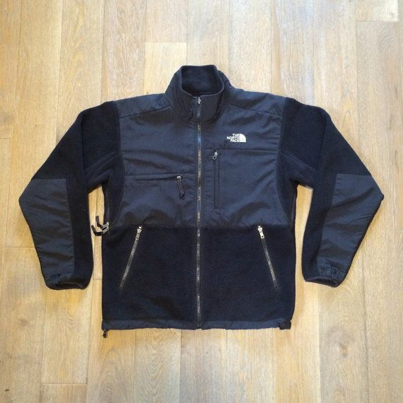 6665166d4 Vintage North Face Technical Full Zip Fleece by ChubbysVintage ...