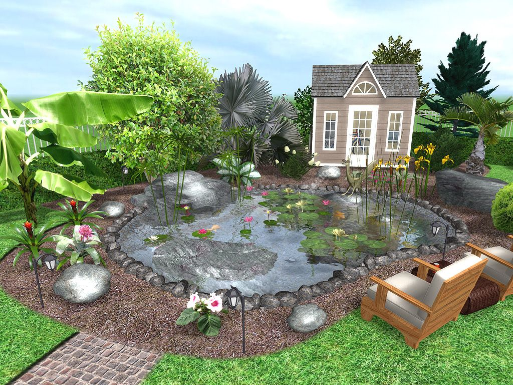 Garden Design | Professional_water_garden_design