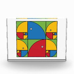 Fibonacci Parrots Postcard | Zazzle.com