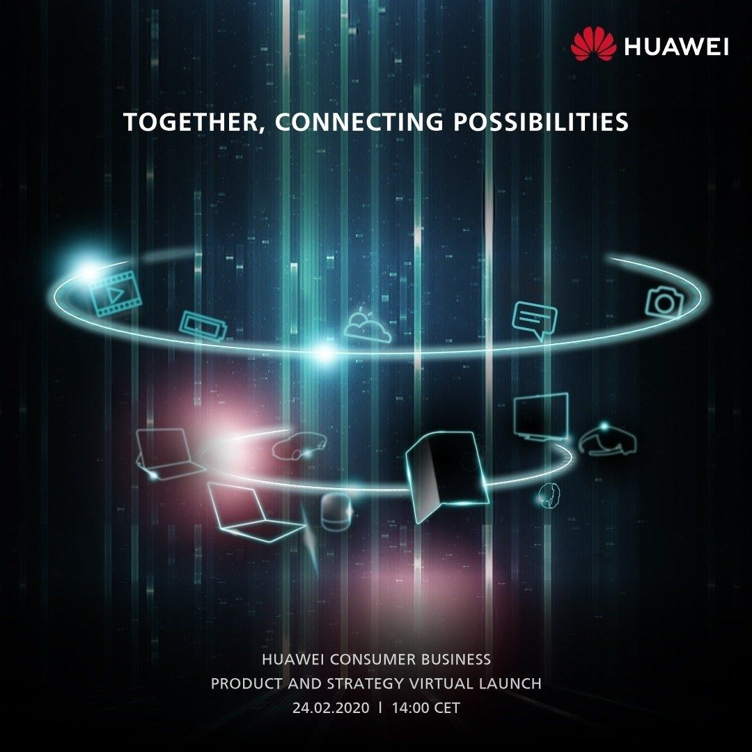 Huawei Consumer Business Product And Strategy Virtual Launch Huawei Product Launch Consumers