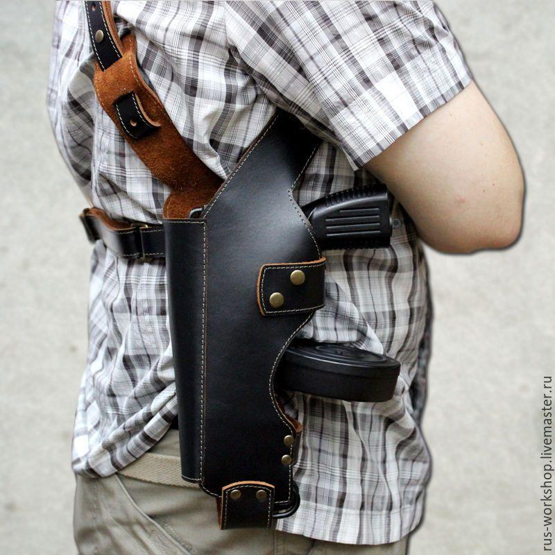 Купить Кобура под автоматический пистолет Scorpion vz 61