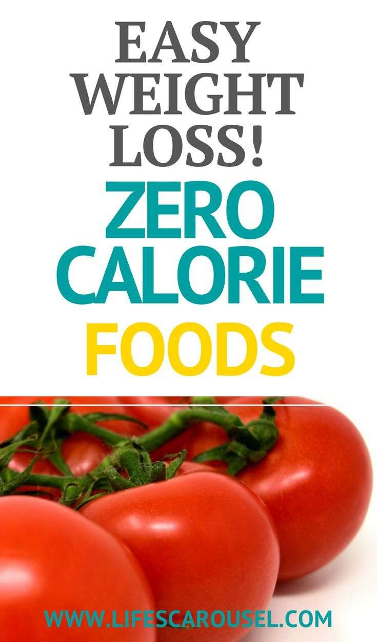 Foods that help you lose weight list