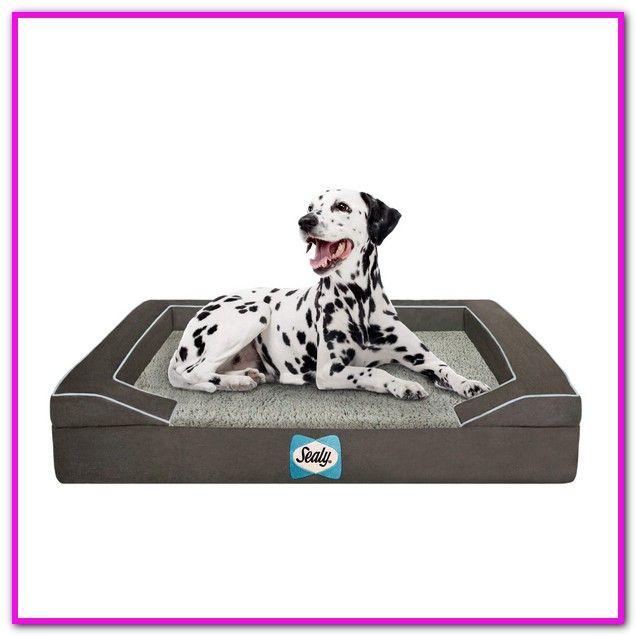 Extra Large Tempur Pedic Dog Bed | Memory foam dog bed ...