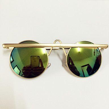 Unisex Mode Yurt Trend Retro Sonnenbrille,5
