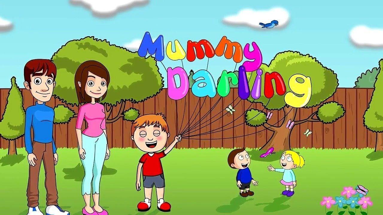 Mummy Darling Papa I Love You