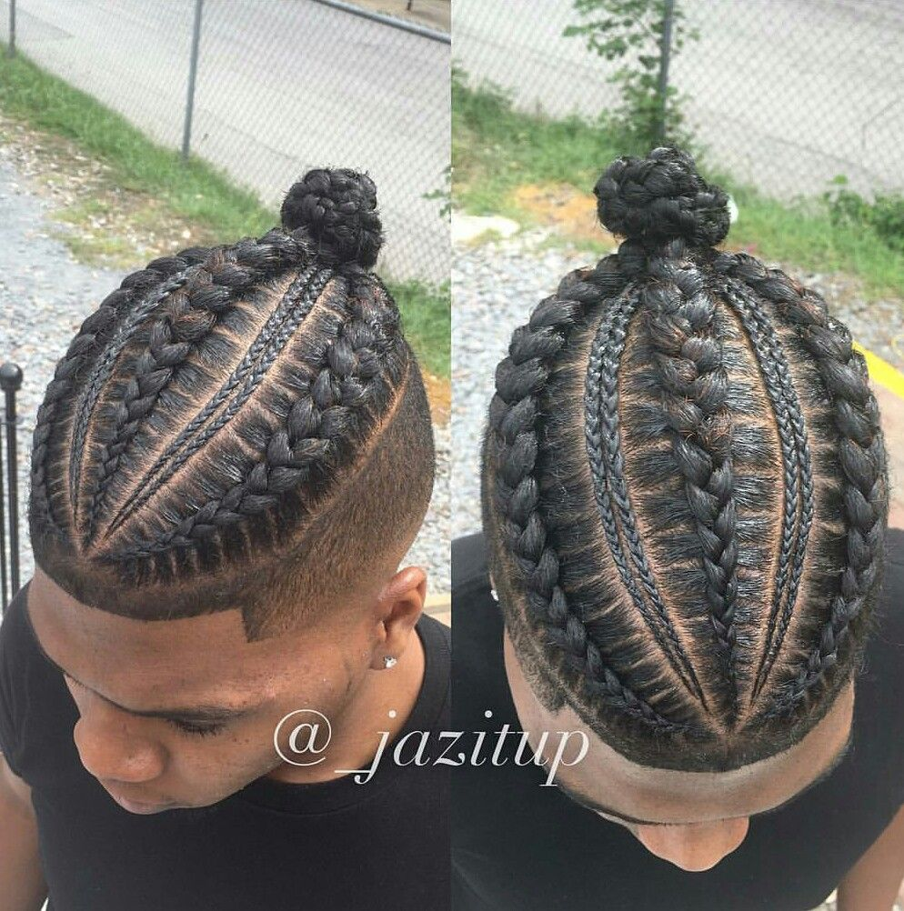 Popular Men S Hairstyles With Images Unique Braided Hairstyles