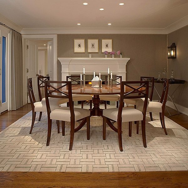 Dining Room Paint Schemes: Dining Room Color Scheme By Stephen Knollenberg