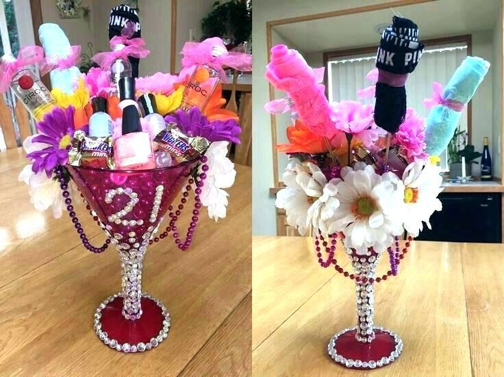21st Birthday Gift Ideas Celebration Idea For Girls