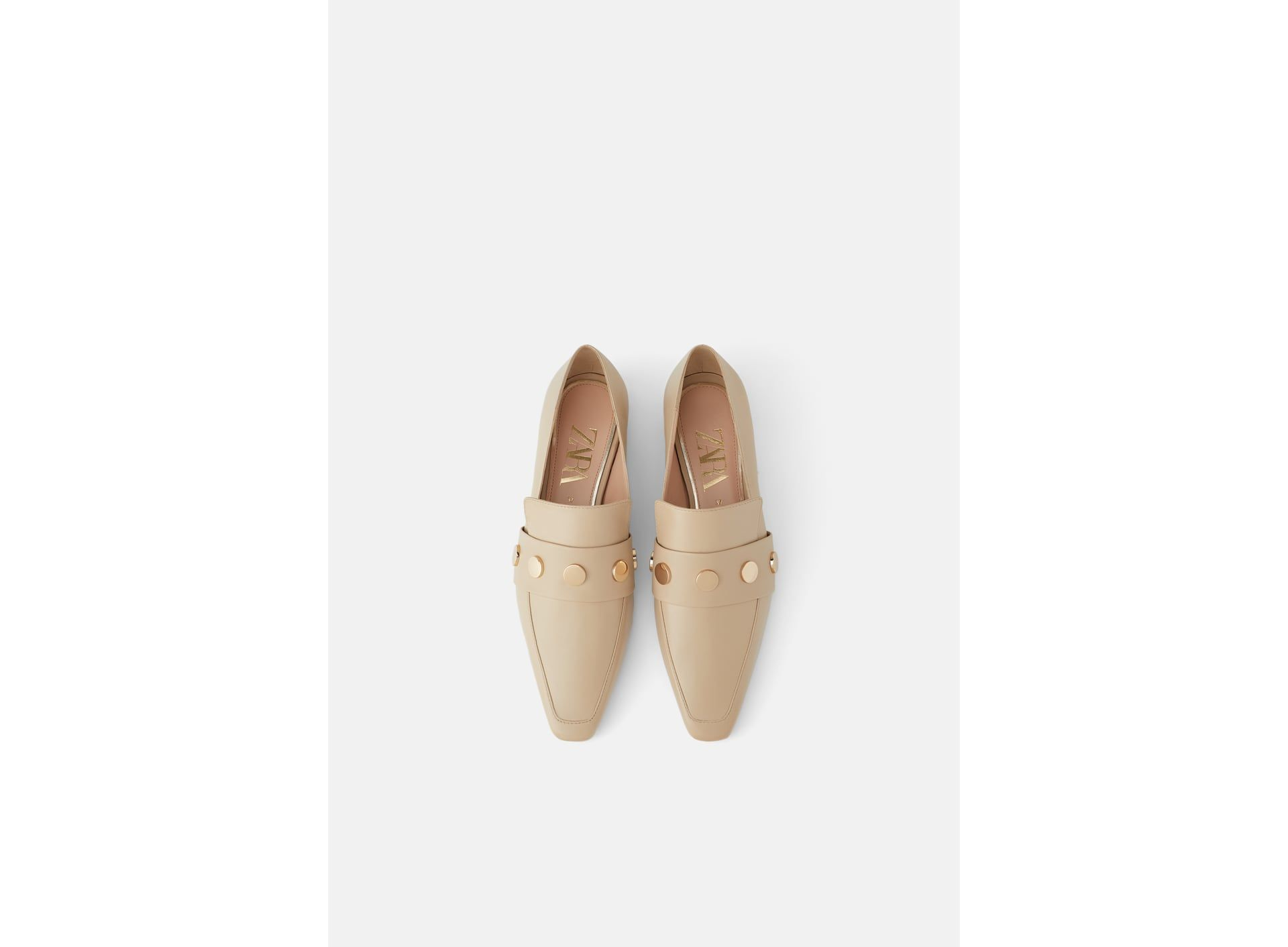 5672bb990b29 Women's Flat Shoes | New Collection Online | ZARA United States ...