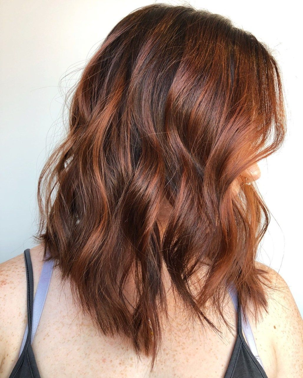 50 Trendy Brown Hair Colors and Brunette Hairstyles for 2020 - Hair Adviser