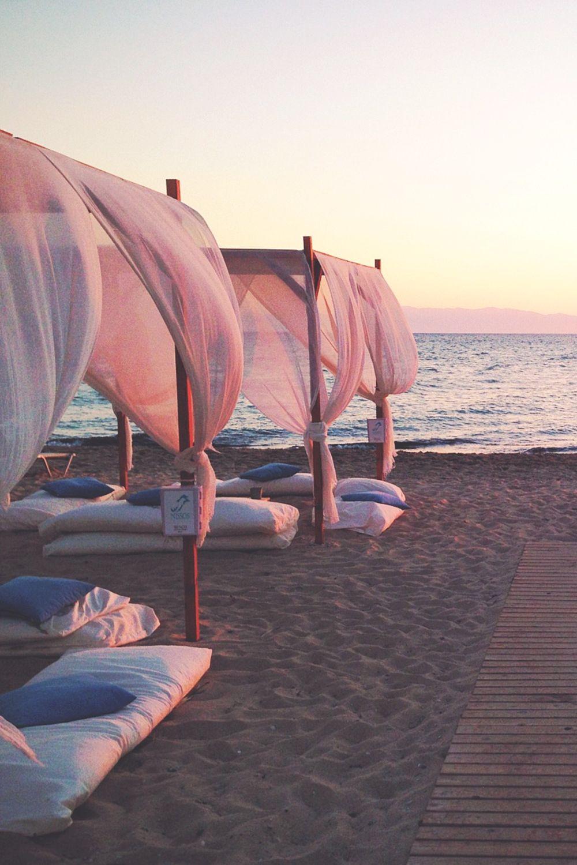 Dreamy beach days