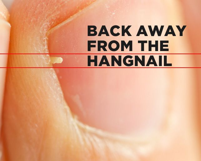 Why You Can\'t Stop Picking Your Skin (Or Hangnails, Or Pimples ...