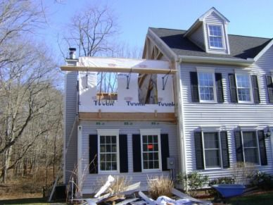 Home Additions 2 Story Dormer Window Installation Ct Connecticut Contractor