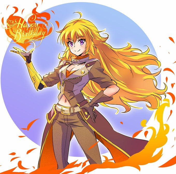 Image result for yang rwby