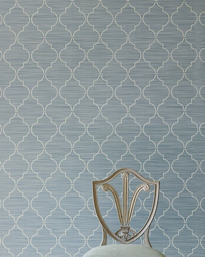 Love a classic trellis trail and this pale blue by Colefax and Fowler is perfect for adding subtle style to your interior! Click the link in the bio to shop now at the best price per roll. #colefaxandfowler #trellis #blue #ilovewallpaper #wallpaperwednesday #humpday #wednesday#interior #interiors #interiores #interior123 #interiordesign#interiordesigner #wallpaper #wallpapersales #wallcovering#decoration #decor #instalike #instagood #instadaily #lfl #fff#follow4follow #inspiration #home…