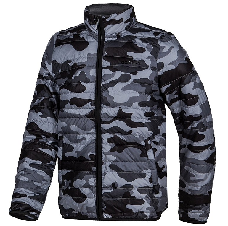 ADIDAS NEO BLACK CAMO WINTER JACKET M32385 $199