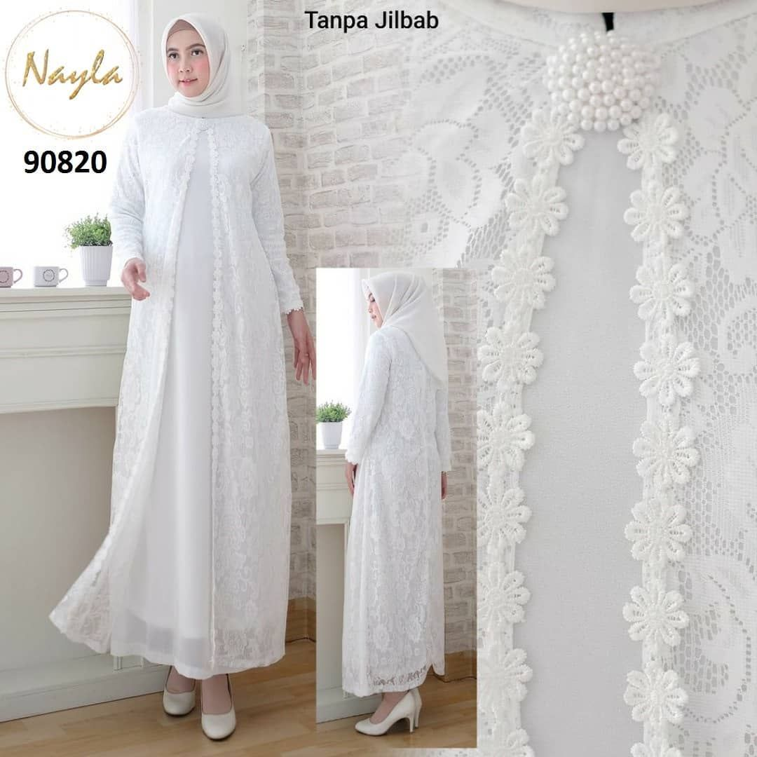 Pin by Tyree Hensley on gamis brukat in 9  Fashion, Wedding