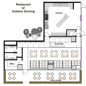 Restaurant Layouts Restaurant Layout Restaurant Plan
