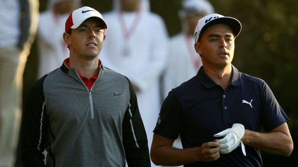 Rory Mcillroy And Rickie Fowler Rory Mcilroy Rickie Fowler Rory