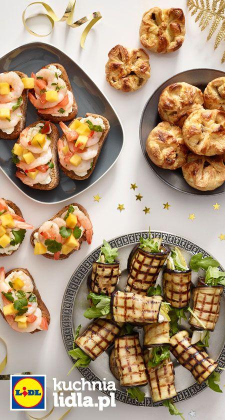 Sylwestrowe Przekaski Wedlug Karola Okrasy Kuchnia Lidla Lidl Polska Lidl Okrasa Kuchnialidla Party Finger Foods Food Finger Foods