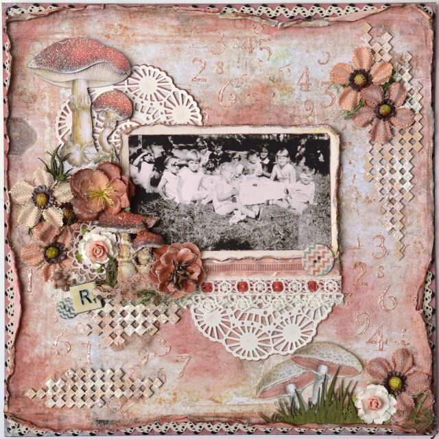Prima Timeless Memories Freedom My Funky Scrapbook Blog Roys