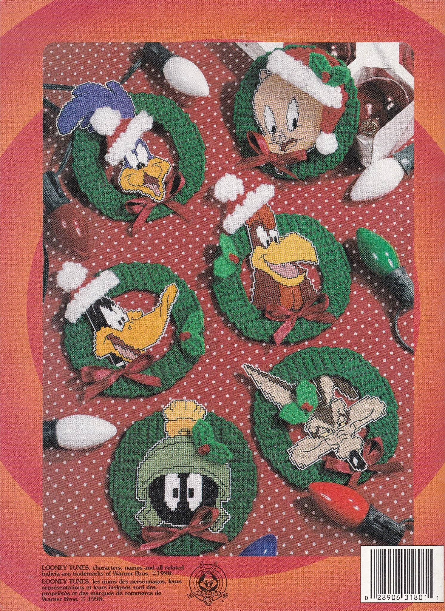 Looney Tunes Ornaments
