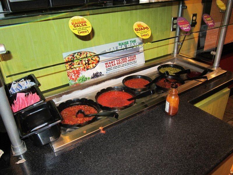 Salsa Bar At Moe S Southwest Grill 381 King Street Charleston Sc Www Eatkingstreet Com Salsa Bar Moe S Southwest Grill Moe Southwest Grill