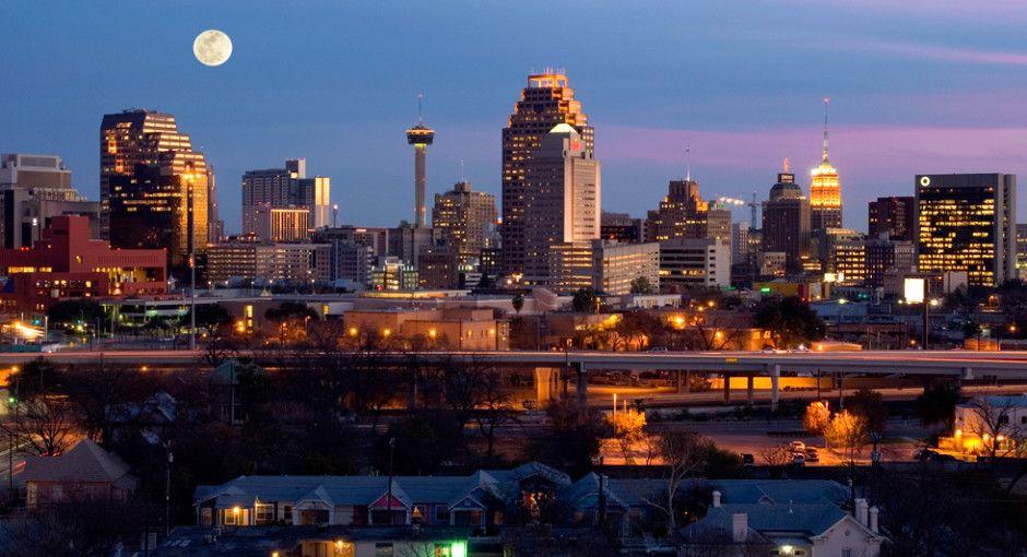 Al Rendon Photography Fine Art San Antonio San Antonio Skyline San Antonio City Downtown San Antonio