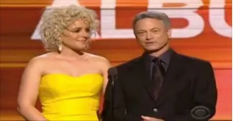 Actor Gary Sinise Interrupts Grammy Awards to Thank Our Troops