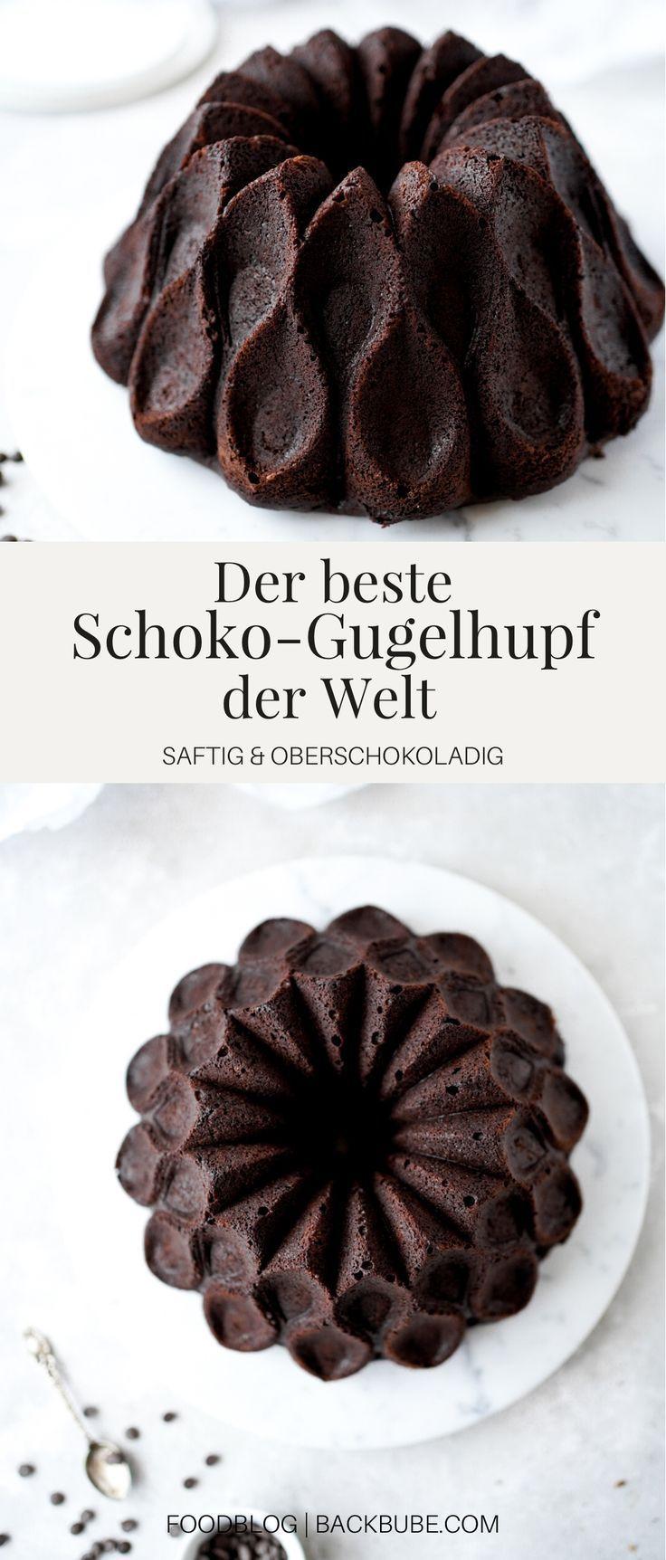 Photo of Der beste Schokoladen-Gugelhupf der Welt – schokoladig, saft…