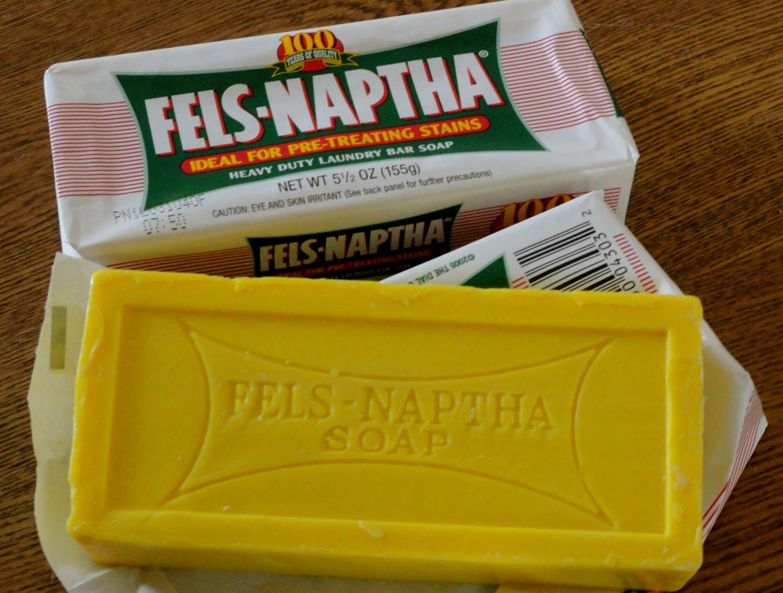 Fels Naptha Bar Soap With Images Fels Naptha Treating Stains