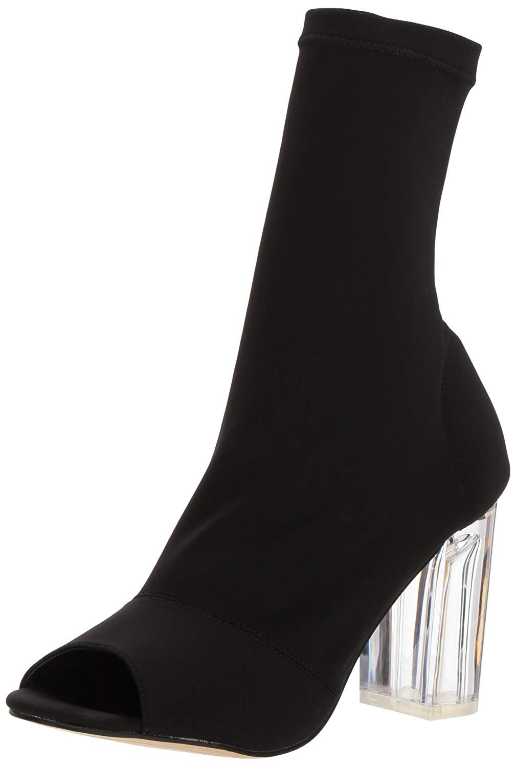 8c9fcac46d66 2 Lips Too Women s Too Crystal Fashion Boot. Every outfit will come alive  when you wear these stretch fitted ankle booties. Women s Shoes