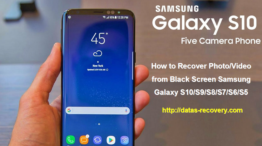 How To Get Deleted Pictures Back On Samsung S7