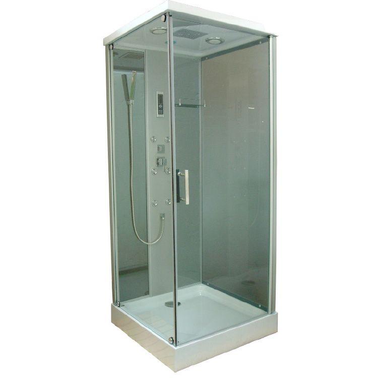 cabine de douche integrale ely 90x90