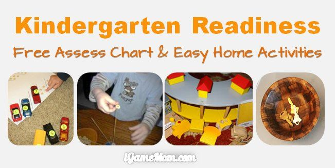 Kindergarten ready check list and activities to help your kids be ready for kindergarten. All activities are easy to do at home.